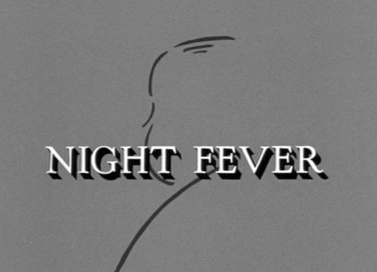 The Alfred Hitchcock Hour: Night Fever