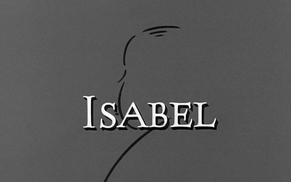 The Alfred Hitchcock Hour: Isabel