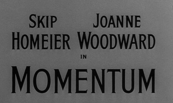 Alfred Hitchcock Presents: Momentum