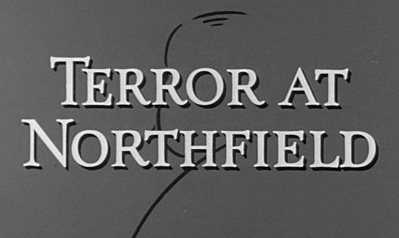 The Alfred Hitchcock Hour: Terror at Northfield