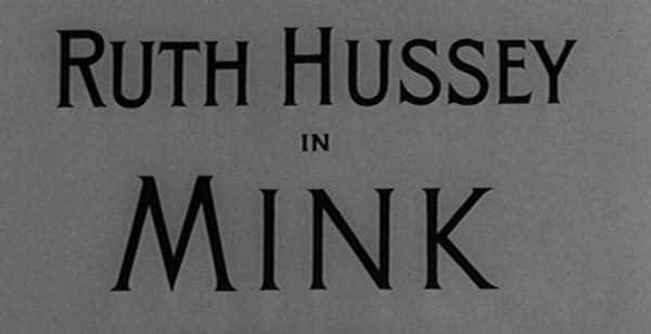 Alfred Hitchcock Presents: Mink