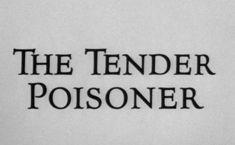 The Alfred Hitchcock Hour: The Tender Poisoner