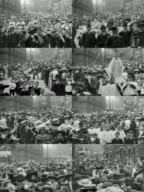 Halifax Catholic Procession