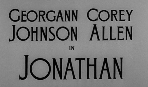 Alfred Hitchcock Presents: Jonathan