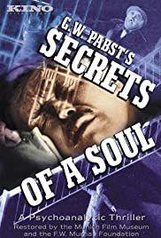 Secrets of a Soul