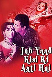 Jab Yaad Kisi Ki Aati Hai