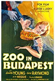 Zoo in Budapest