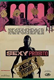 Sexy proibitissimo