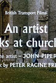 An Artist Looks at Churches