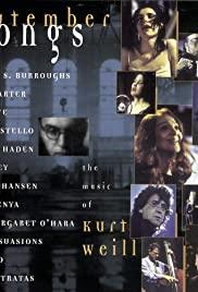 September Songs – The Music of Kurt Weill